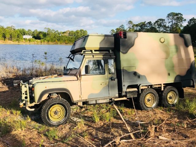 1980 Land Rover Defender 1990