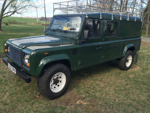 1980 Land Rover Defender 127/130