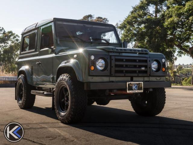 1990 Land Rover Defender 90 Arkonik Edition