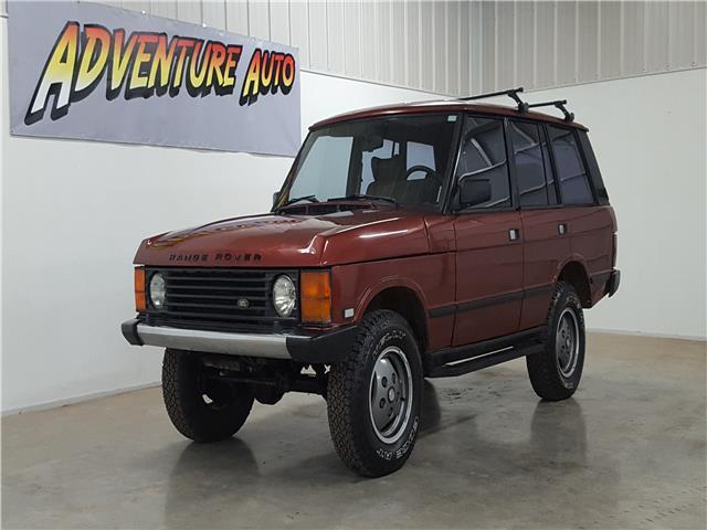 1990 Land Rover Range Rover County FREE SHIPPING!