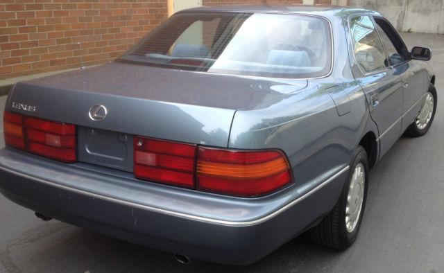 1990 Lexus LS400 Sedan 4Door 40L Auto LS 400 Very Clean looks