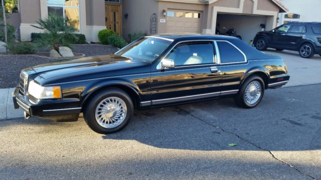1990 Lincoln Mark Series