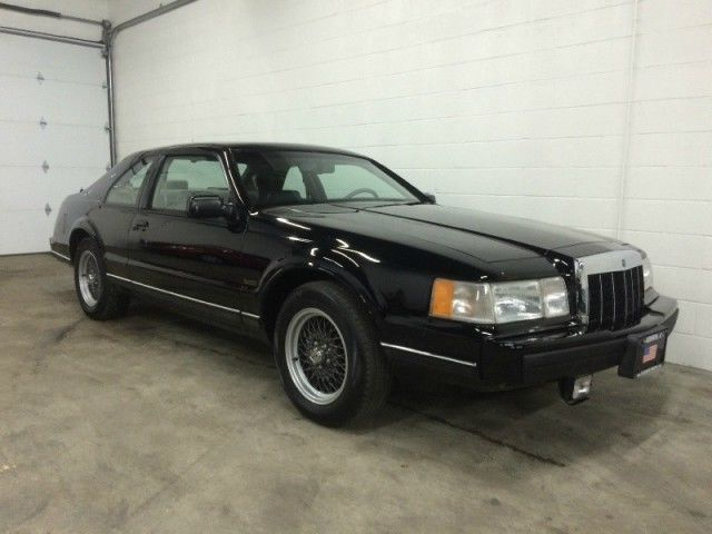 1990 Lincoln Mark Series Mark VII