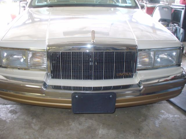 1990 Lincoln Town Car Presidential 80k 1 Owner For Sale Photos