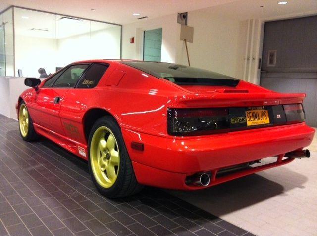 Classic Cars For Sale Lotus Esprit Jps