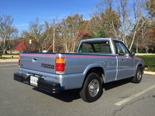 1990 Mazda B2200 LE5 Pickup Truck for sale: photos, technical ...