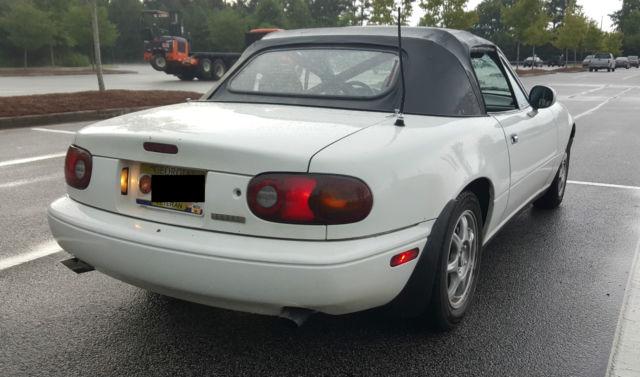 Mazda Miata V Conversion on 1990 Mazda Miata Radiator