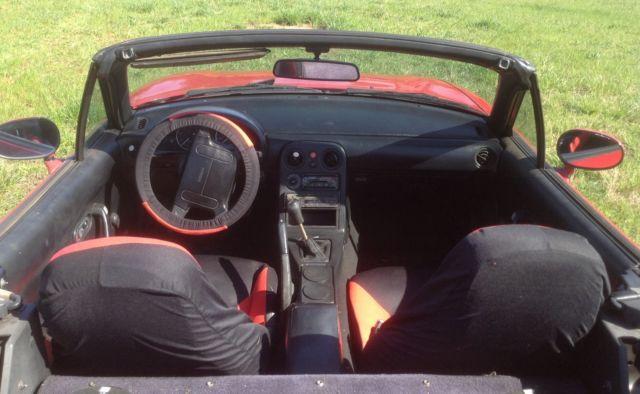 1990 Mazda Miata Monster LS1 Engine, Rally Car Themed, 6