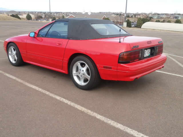 mazda rx7 fc convertible. 1990 mazda rx7 fc convertible v8 conversion rx7 fc topclassiccarsforsalecom