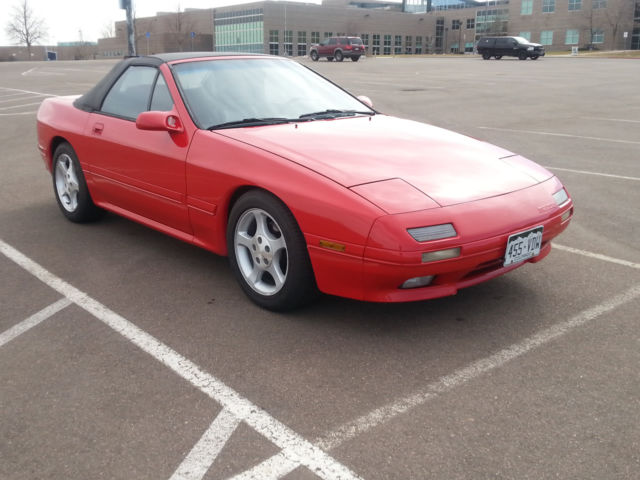 1990 mazda rx 7 rx7 fc convertible v8 conversion for sale photos technical specifications. Black Bedroom Furniture Sets. Home Design Ideas