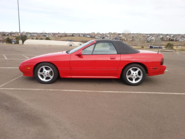 1990 Mazda Rx7 Convertible V8 Conversion Gorgeous For Sale