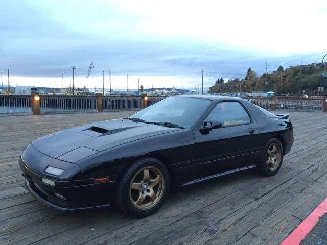 1990 mazda rx7 fc turbo 5 speed gtx jdm rhd bov for sale photos technical specifications. Black Bedroom Furniture Sets. Home Design Ideas