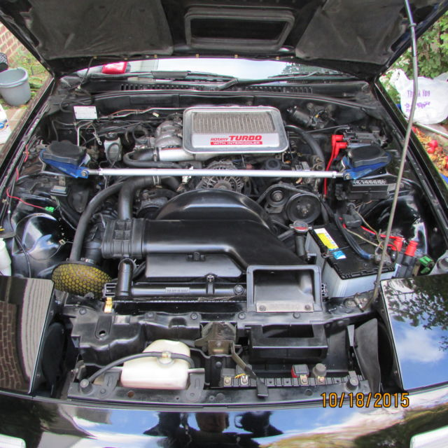 Twin Turbo Kit Rx7: 1990 Mazda Savanna RX-7 GT-X, 13B Twin Turbo Right Hand