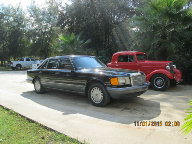 1990 Mercedes-Benz 300-Series 350 SDL