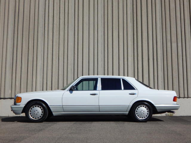 1990 MERCEDES 560 SEL FOR SALE For Sale Photos Technical