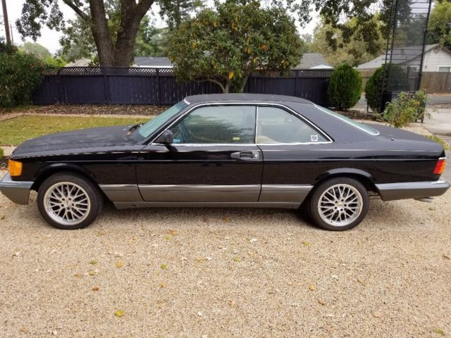 1990 Mercedes-Benz Other Sec