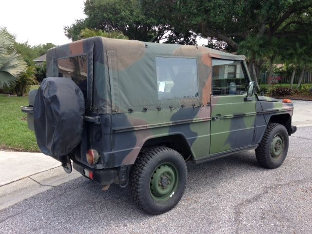 1990 mercedes benz 250 gd wolf 2 5l diesel bundeswehr military g wagon w461 for sale. Black Bedroom Furniture Sets. Home Design Ideas