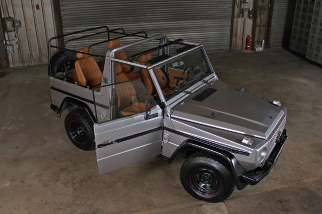 1990 Mercedes-Benz G-Class G WAGON GD250 DIESEL 4X4 250GD