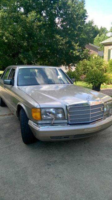 1990 Mercedes-Benz 300-Series 350 DSL Turbo
