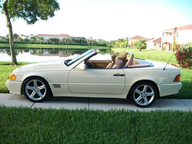 1990 mercedes benz 500sl sl500 amg for sale photos for Mercedes benz 500 sl for sale