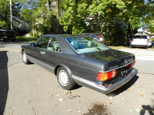 1990 Mercedes-Benz 500-Series 2dr Coupe 56