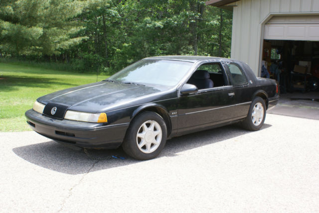 1990 Mercury Cougar XR-7