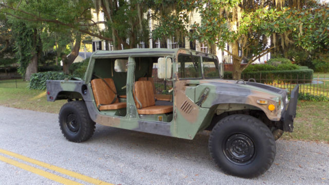 1990 military humvee h1 hummer for sale photos technical specifications description. Black Bedroom Furniture Sets. Home Design Ideas