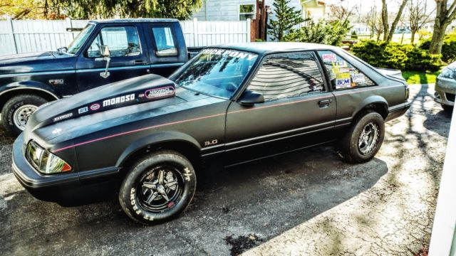 1990 Mustang Drag Car & 1990 Mustang Drag Car for sale: photos technical specifications ... markmcfarlin.com