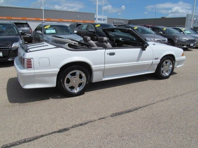 1990 mustang gt convertible 31k actual miles 1 owner all stock no reserve for sale photos. Black Bedroom Furniture Sets. Home Design Ideas