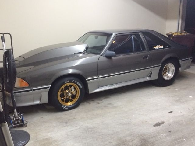 1990 MUSTANG GT STREET OUTLAW PROJECT pro street drag racing car & 1990 MUSTANG GT STREET OUTLAW PROJECT pro street drag racing car ... markmcfarlin.com