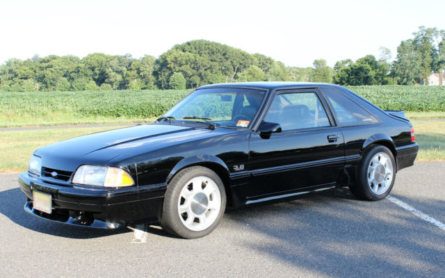 1990 mustang gt svt cobra saleen for sale photos technical specifications description. Black Bedroom Furniture Sets. Home Design Ideas
