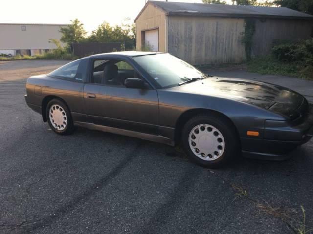 1990 nissan 180sx ca18det hatchback 5 speed manual turbo s13 240sx rh topclassiccarsforsale com nissan 240sx manual transmission nissan 240sx manual steering rack