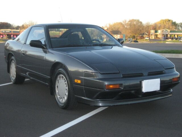 1990 Nissan 240 SX Hatchback - 1 Owner, Always Garaged