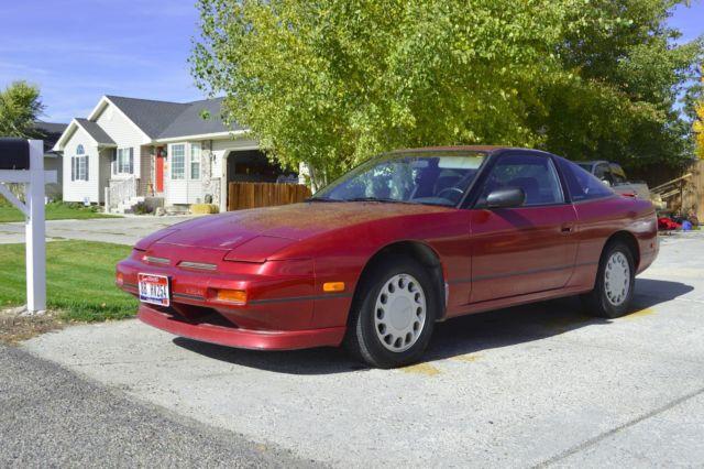 1990 Nissan 240sx S13