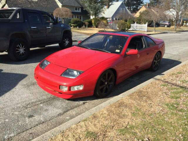 1990 nissan 300zx just finished major engine refresh new