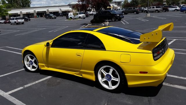 1990 Nissan 300ZX T-Tops