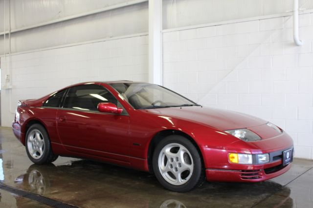 1990 Nissan 300ZX 25TR Coupe