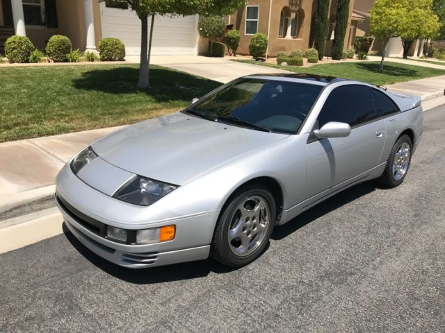 1990 Nissan 300ZX Twin Turbo coupe