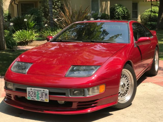 1990 Nissan 300zx Twin Turbo W   Onboard Computer And