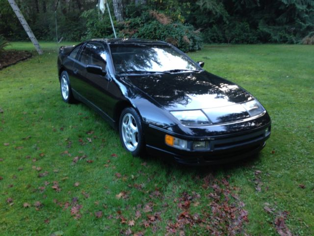 1990 Nissan 300ZX 2DR COUPE