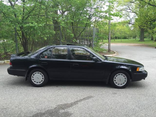 1990 nissan maxima se 4 door 5 speed v6 3 0l 1 owner. Black Bedroom Furniture Sets. Home Design Ideas