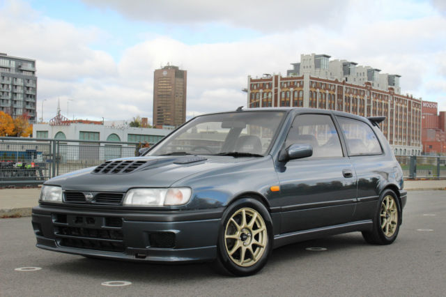 1990 Nissan Other 1990 Nissan Pulsar GTI-R - ULTRA LOW CERT.MILEAGE