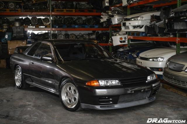 1990 Nissan Skyline GTR BNR32 RB26DETT JDM RHD R32 RB26 GT-R