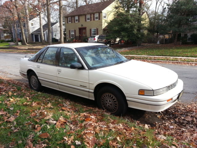 1990 Oldsmobile Cutlass