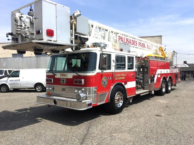 1990 Other Makes PIERCE ARROW FIRETRUCK