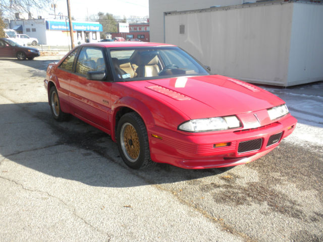 1990 Pontiac Grand Prix TURBO
