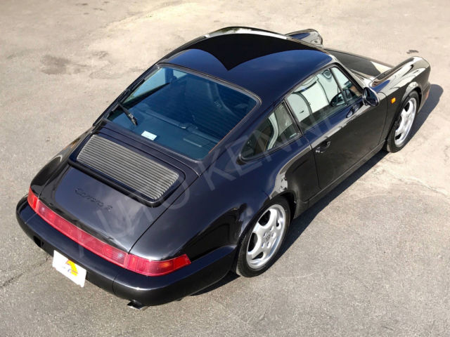 1990 Porsche 964 911 C2 ROW Sunroof Delete Coupe