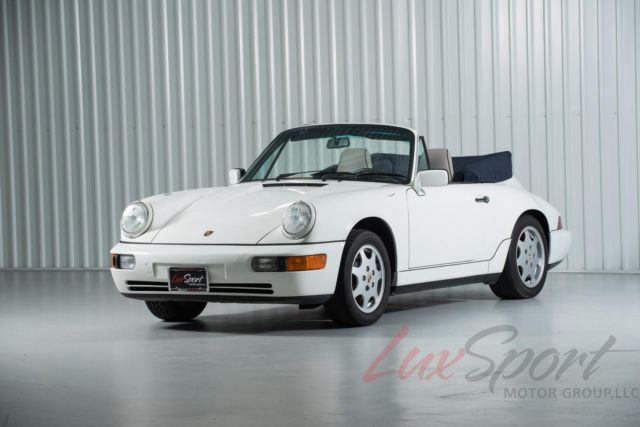 1990 Porsche Other Carrera 4