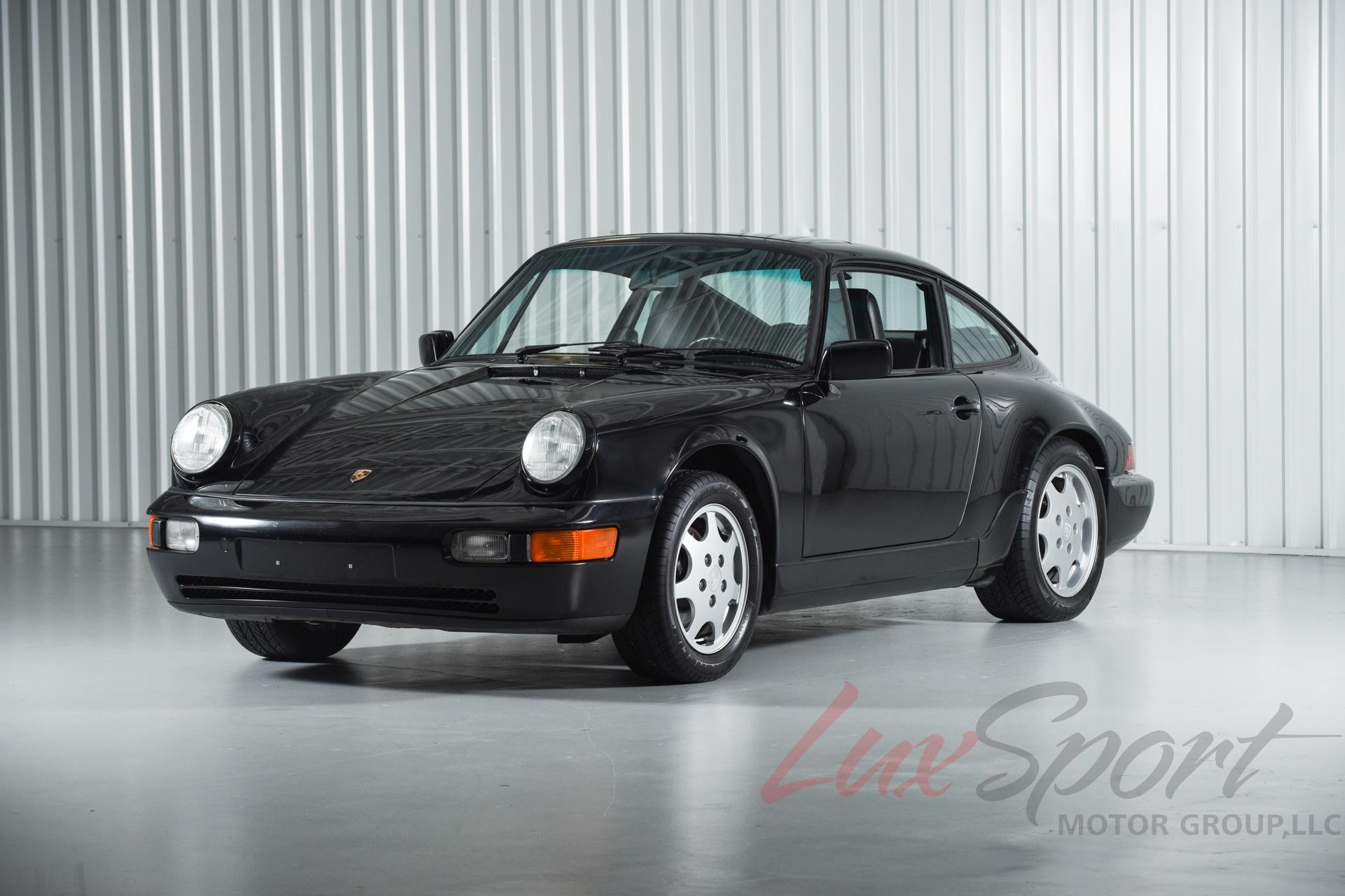 1990 Porsche 964 Carrera 4 Coupe