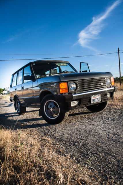 1990 Land Rover Range Rover Classic